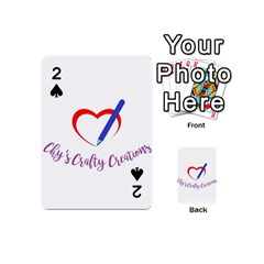 Chy s Crafty Creations 1503679013450 Playing Cards 54 (mini)  by chyscraftycreations