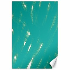 Background Green Abstract Canvas 20  X 30   by Nexatart