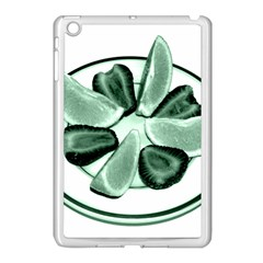 Oranges And Strawberries Apple Ipad Mini Case (white) by linceazul