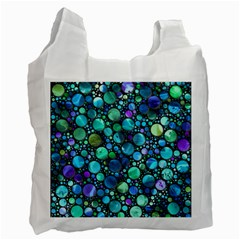 Lovely Shapes 2c Recycle Bag (one Side) by MoreColorsinLife