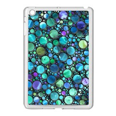 Lovely Shapes 2c Apple Ipad Mini Case (white) by MoreColorsinLife