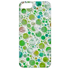 Lovely Shapes 2b Apple Iphone 5 Classic Hardshell Case by MoreColorsinLife