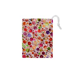 Lovely Shapes 2a Drawstring Pouches (xs)