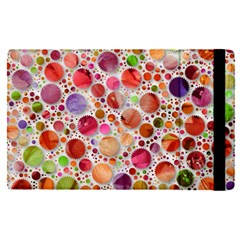 Lovely Shapes 2a Apple Ipad Pro 12 9   Flip Case by MoreColorsinLife