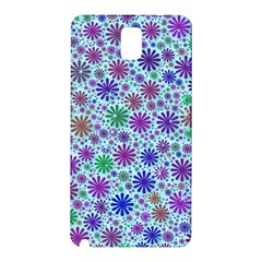 Lovely Shapes 3b Samsung Galaxy Note 3 N9005 Hardshell Back Case by MoreColorsinLife