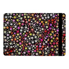 Lovely Shapes 4a Samsung Galaxy Tab Pro 10 1  Flip Case by MoreColorsinLife