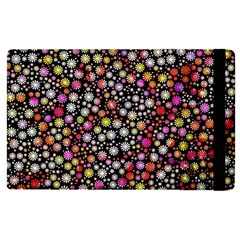 Lovely Shapes 4a Apple Ipad Pro 12 9   Flip Case by MoreColorsinLife