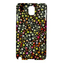 Lovely Shapes 4b Samsung Galaxy Note 3 N9005 Hardshell Case by MoreColorsinLife