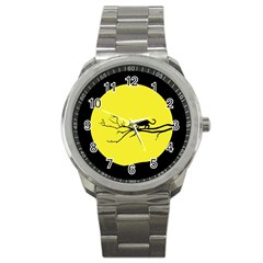 Jaguar Puma Animal Panther Cat Sport Metal Watch
