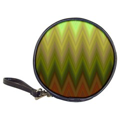 Zig Zag Chevron Classic Pattern Classic 20 Cd Wallets
