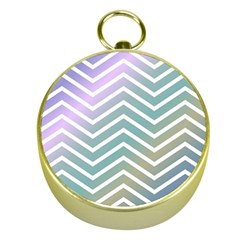 Zigzag Line Pattern Zig Zag Gold Compasses