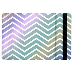 Zigzag Line Pattern Zig Zag Ipad Air 2 Flip by Nexatart