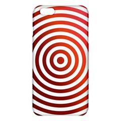 Concentric Red Rings Background Iphone 6 Plus/6s Plus Tpu Case