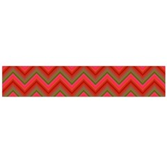 Background Retro Red Zigzag Flano Scarf (large) by Nexatart
