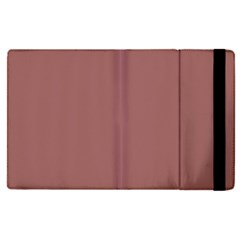 Blush Gold Coppery Pink Solid Color Apple Ipad Pro 12 9   Flip Case by PodArtist