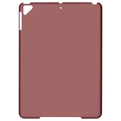 Blush Gold Coppery Pink Solid Color Apple Ipad Pro 9 7   Hardshell Case by PodArtist
