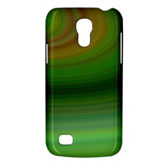 Green Background Elliptical Galaxy S4 Mini by Nexatart