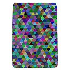 Triangle Tile Mosaic Pattern Flap Covers (l)