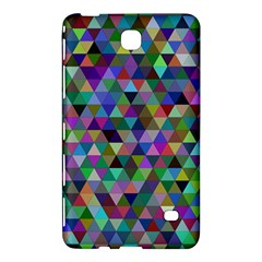 Triangle Tile Mosaic Pattern Samsung Galaxy Tab 4 (8 ) Hardshell Case