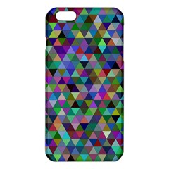 Triangle Tile Mosaic Pattern Iphone 6 Plus/6s Plus Tpu Case by Nexatart