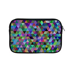 Triangle Tile Mosaic Pattern Apple Macbook Pro 13  Zipper Case by Nexatart