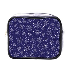 Pattern Circle Multi Color Mini Toiletries Bags by Nexatart