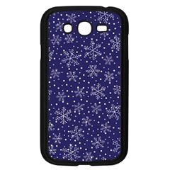 Pattern Circle Multi Color Samsung Galaxy Grand Duos I9082 Case (black) by Nexatart