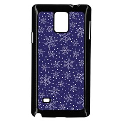 Pattern Circle Multi Color Samsung Galaxy Note 4 Case (black)