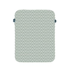 Vintage Pattern Chevron Apple Ipad 2/3/4 Protective Soft Cases by Nexatart