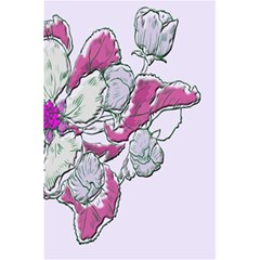 Bouquet Flowers Plant Purple 5 5  X 8 5  Notebooks by Nexatart