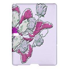 Bouquet Flowers Plant Purple Samsung Galaxy Tab S (10 5 ) Hardshell Case  by Nexatart