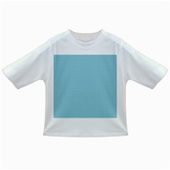 Blue Pattern Background Texture Infant/toddler T Shirts