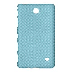Blue Pattern Background Texture Samsung Galaxy Tab 4 (7 ) Hardshell Case  by Nexatart