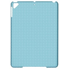 Blue Pattern Background Texture Apple Ipad Pro 9 7   Hardshell Case