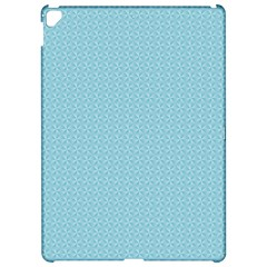 Blue Pattern Background Texture Apple Ipad Pro 12 9   Hardshell Case by Nexatart