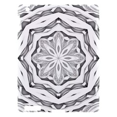 Mandala Pattern Floral Apple Ipad 3/4 Hardshell Case