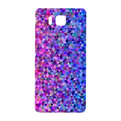 Triangle Tile Mosaic Pattern Samsung Galaxy Alpha Hardshell Back Case by Nexatart