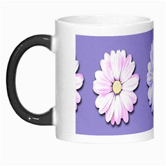 Daisy Flowers Wild Flowers Bloom Morph Mugs
