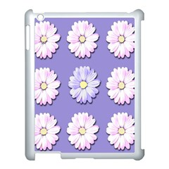 Daisy Flowers Wild Flowers Bloom Apple Ipad 3/4 Case (white) by Nexatart