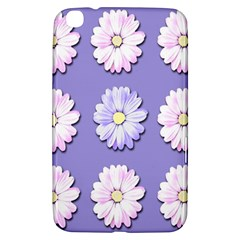 Daisy Flowers Wild Flowers Bloom Samsung Galaxy Tab 3 (8 ) T3100 Hardshell Case  by Nexatart