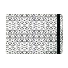 Seamless Pattern Monochrome Repeat Ipad Mini 2 Flip Cases
