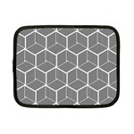 Cube Pattern Cube Seamless Repeat Netbook Case (Small)  Front