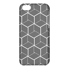 Cube Pattern Cube Seamless Repeat Apple Iphone 5c Hardshell Case by Nexatart