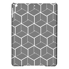 Cube Pattern Cube Seamless Repeat Ipad Air Hardshell Cases