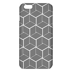 Cube Pattern Cube Seamless Repeat Iphone 6 Plus/6s Plus Tpu Case by Nexatart