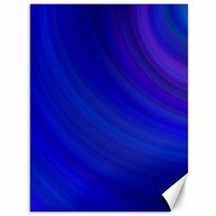 Blue Background Abstract Blue Canvas 36  X 48   by Nexatart