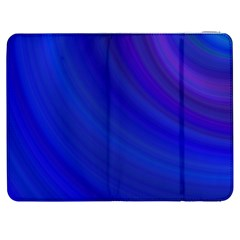 Blue Background Abstract Blue Samsung Galaxy Tab 7  P1000 Flip Case by Nexatart