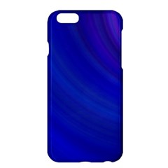 Blue Background Abstract Blue Apple Iphone 6 Plus/6s Plus Hardshell Case