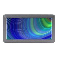 Space Design Abstract Sky Storm Memory Card Reader (mini)