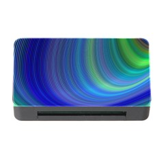 Space Design Abstract Sky Storm Memory Card Reader With Cf